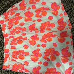 Dresses & Skirts - Lane Bryant 22/24 floral skirt